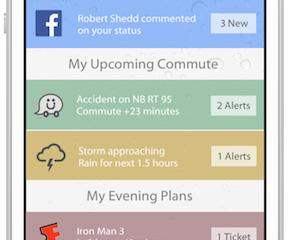 iOS 7 Experience Design Concept