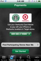 Starbucks Mobile App Demo