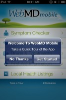 WebMD Tutorial